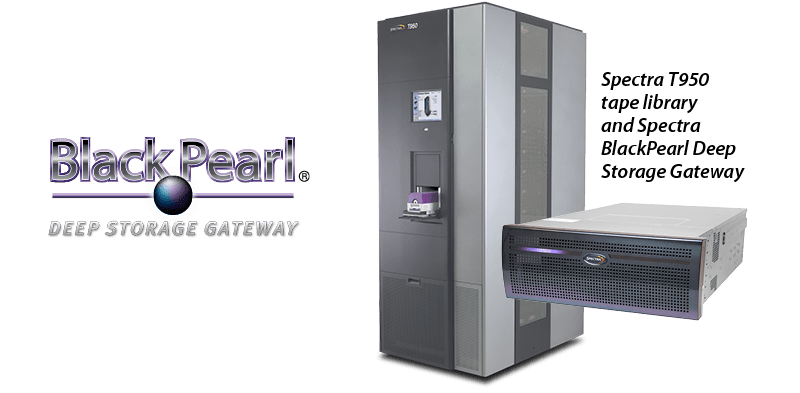 Spectra logic BlackPearl™