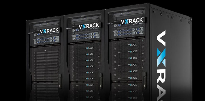 محصول جدید   VxRack Software-defined
